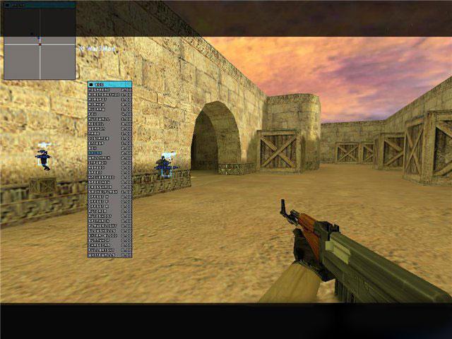 Counter-Strike Все о Counter-Strike скачать Counter-Strike бесплатно, патчи